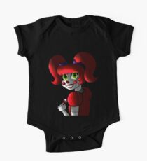 Five Nights at Freddy's - Sister Location Baby One Piece - Short Sleeve