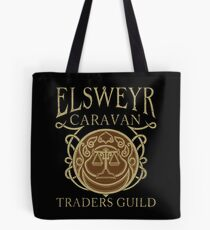 Elsweyr Traders Guild Tote Bag