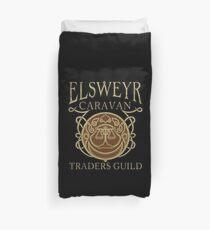 Elsweyr Traders Guild Duvet Cover