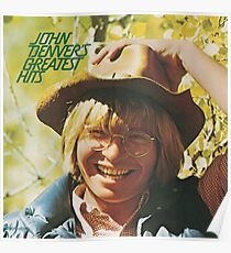 John Denver Greatest Hits Poster