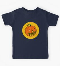 Pumpkin a la Sycamore Illinois #1 Kids Tee