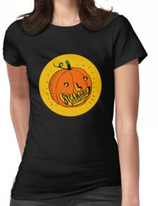 Pumpkin a la Sycamore Illinois #1 Womens Fitted T-Shirt