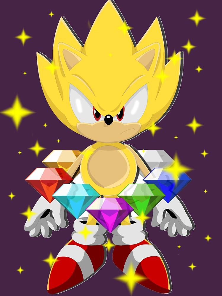 Super Sonic | Unisex T-Shirt