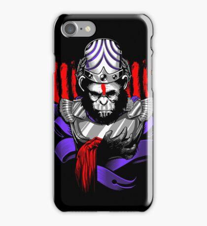 Caesar Zar Zar iPhone Case/Skin
