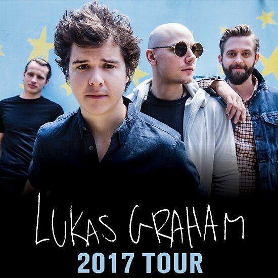 Pósters «Tour Hot Lukas Graham 2017» de cocorbebek | Redbubble