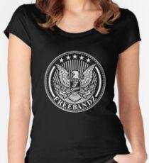 Freebandz Women's Fitted Scoop T-Shirt
