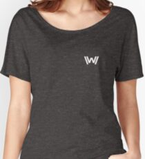 Westworld / 'W' Women's Relaxed Fit T-Shirt