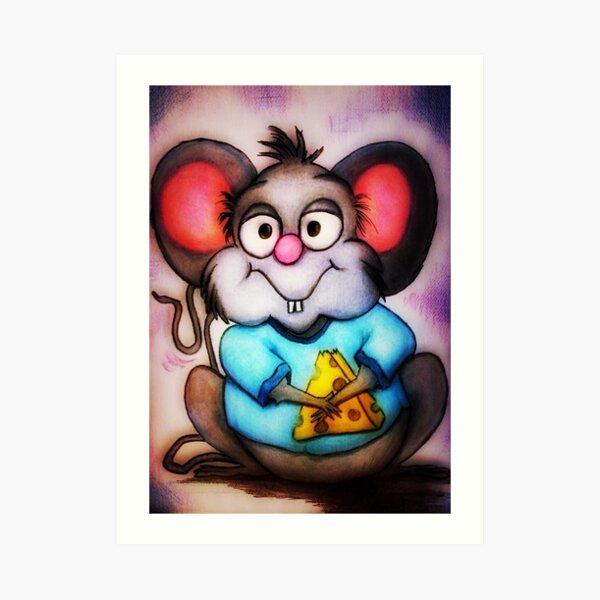 Cheeze Art Print
