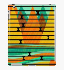 Decorative autumn landscape iPad Case/Skin