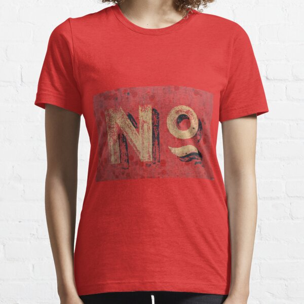 A vintage red sign Essential T-Shirt