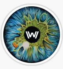 Westworld / Iris Sticker