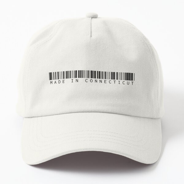 Made in Connecticut Dad Hat