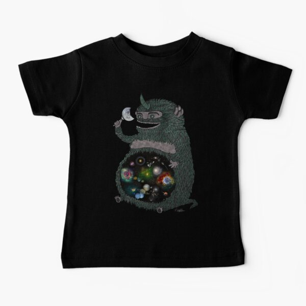 SPACE JUNKIE Baby T-Shirt