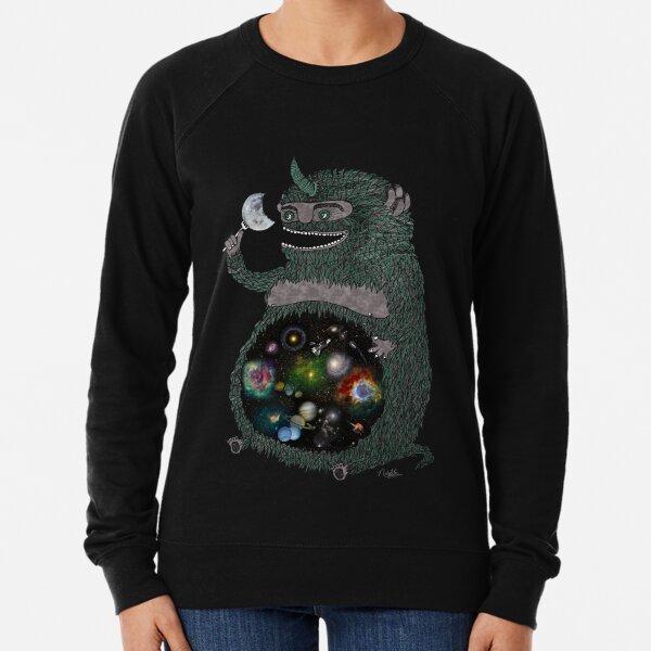 SPACE JUNKIE Lightweight Sweatshirt