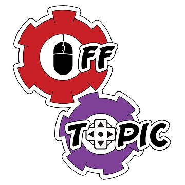 Off Topic Logo by mhalperi
