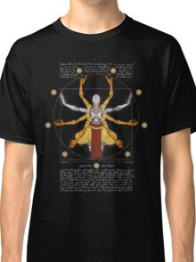 Vitruvian Omnic - color version Classic T-Shirt