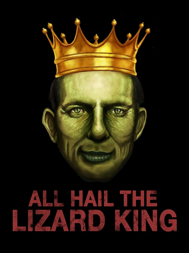 All Hail The Lizard King by auspolchronicle