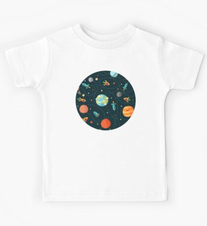 Space Adventure Kids Clothes