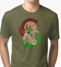 A Leaf on The Wind Tri-blend T-Shirt