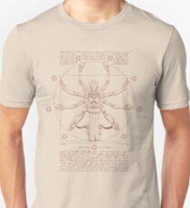 Vitruvian Omnic Unisex T-Shirt