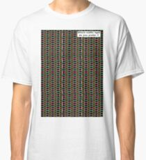 Damn Traffic Lights Classic T-Shirt