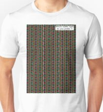 Damn Traffic Lights Unisex T-Shirt