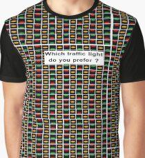 Damn Traffic Lights Graphic T-Shirt