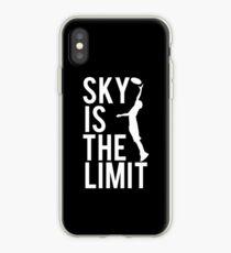 Vinilo o funda para iPhone El cielo es el límite