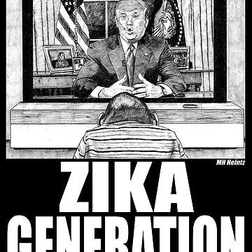 Zika Generation (version 2) by walterdoe