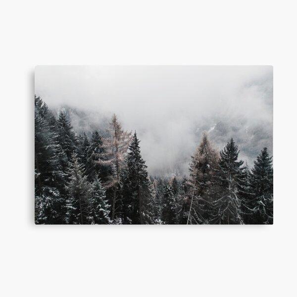 Holidaze | Nature and Landscape Photography Canvas Print