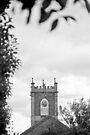 Clock Tower—St Johns Church, Newtown Tasmania by BRogers