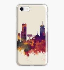 Boston Massachusetts Skyline iPhone Case/Skin