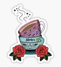 Tea Room Tribe Sticker