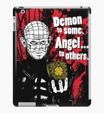 Demon to some. Angel... to others. iPad Case/Skin
