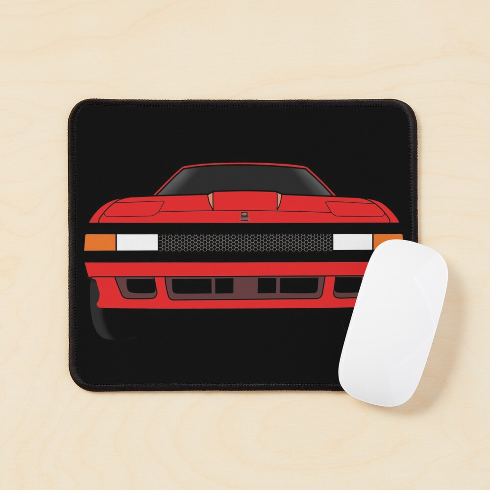 SDR Supra Front Mouse Pad