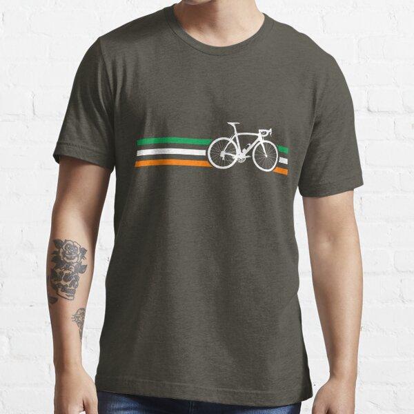 Bike Stripes Irish National Road Race v2 Essential T-Shirt