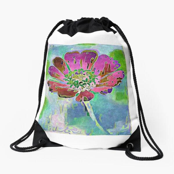 Pastel Passion 1 Drawstring Bag