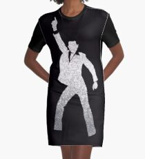 Tony Graphic T-Shirt Dress