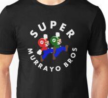 Super Murrayo Bros Unisex T-Shirt
