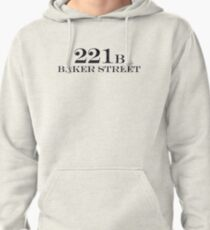 221B Baker Street Pullover Hoodie