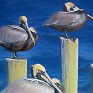 Three Amigos by Noble Upchurch