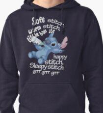 Soft Kitty - Stitch Pullover Hoodie