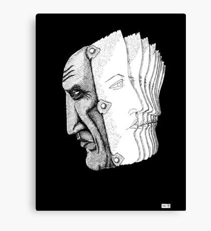 Pablo Picasso portrait  Canvas Print