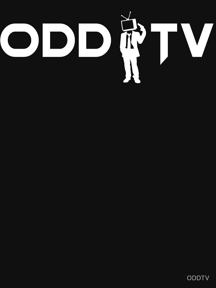 ODD TV Lone Gunman White by ODDTV