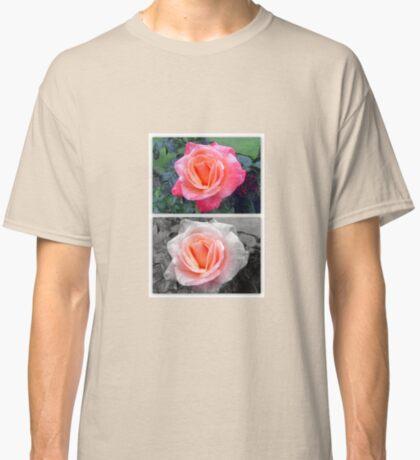 Rose Greetings  Classic T-Shirt