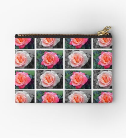 Rose Greetings  Studio Pouch