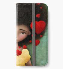 Gesture iPhone Wallet/Case/Skin