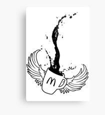 Mcdonalds coffee tribute Metal Print