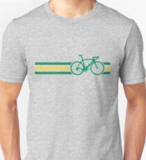 Bike Stripes Australian National Road Race v2 T-Shirt