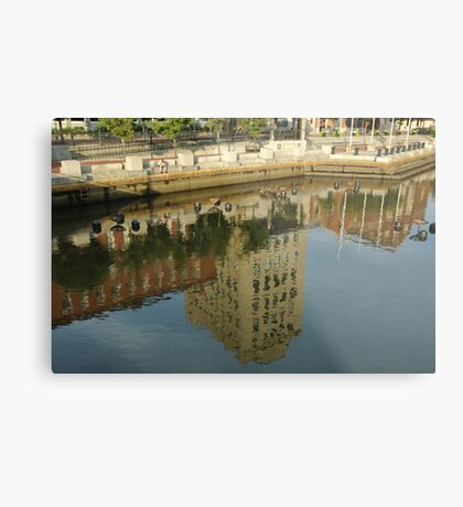 Downtown Providence Metal Print